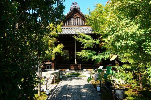 京都府勝林寺の建物その他