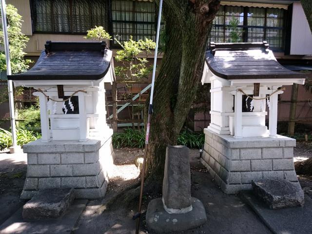 千勝浅間神社の末社