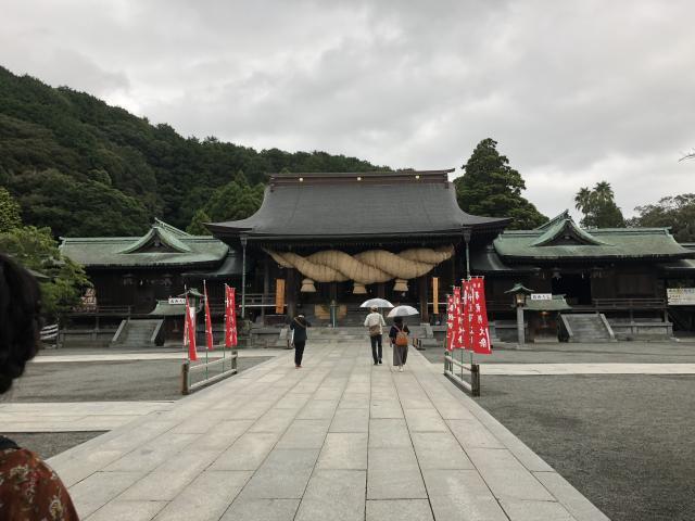 宮地嶽神社(福岡県福間駅) - 本殿・本堂の写真