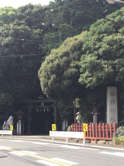 諏訪神社(駒木諏訪神社)の建物その他
