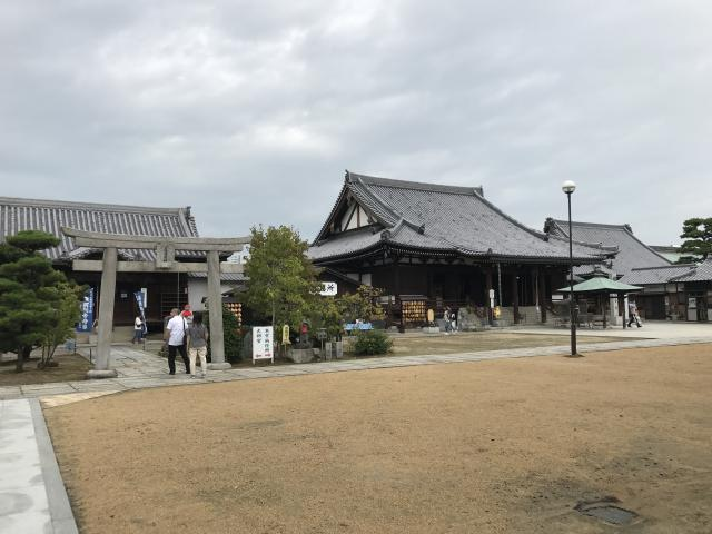 香川県金倉寺の建物その他