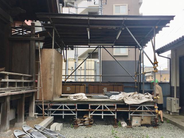 小田原八幡神社の建物その他