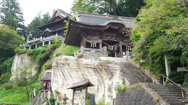 円蔵寺の山門