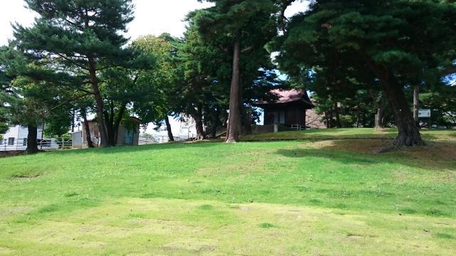 福島県麓山神社の写真