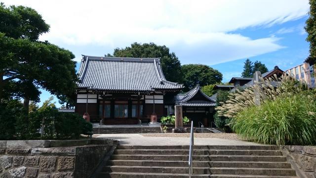 福島県善導寺の本殿