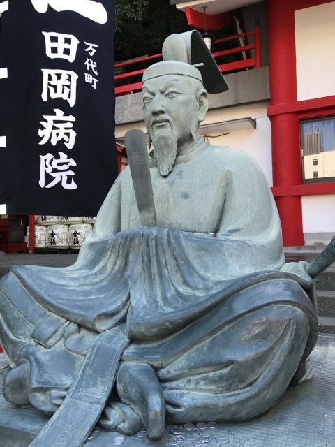 徳島県天神社の写真