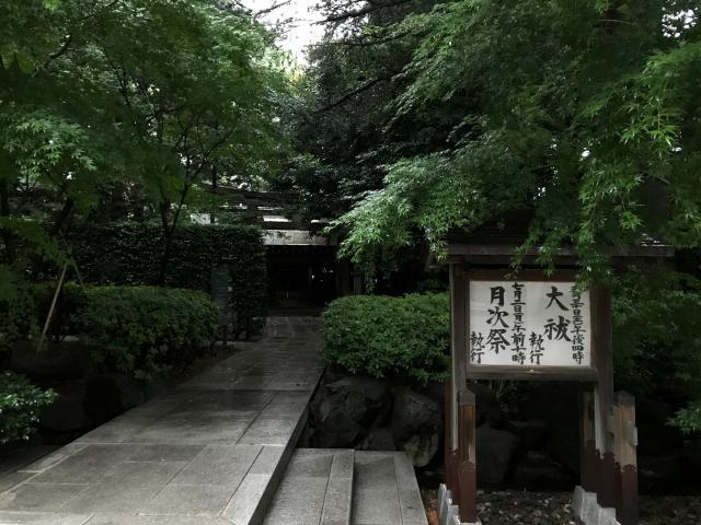 東京都國學院大學神殿の建物その他