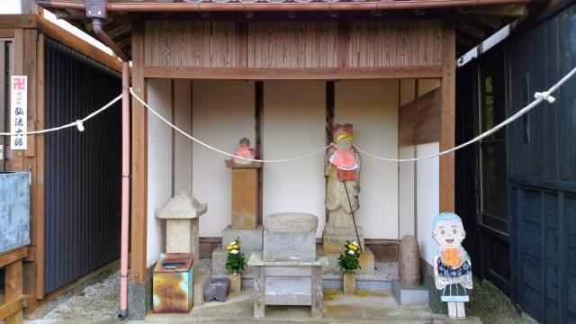 天竜山 誓海寺の像