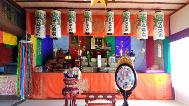天竜山 誓海寺の本殿