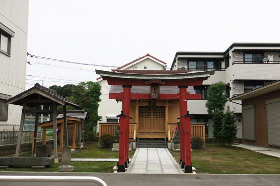 木傘神社の建物その他