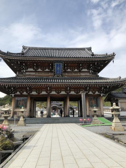 菩提寺(恐山)の山門