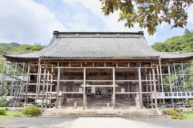 福井県西福寺の本殿