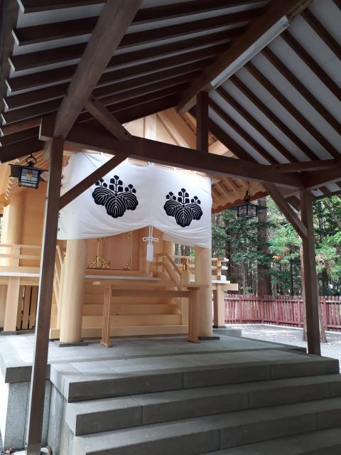 開拓神社(北海道西28丁目駅) - 本殿・本堂の写真
