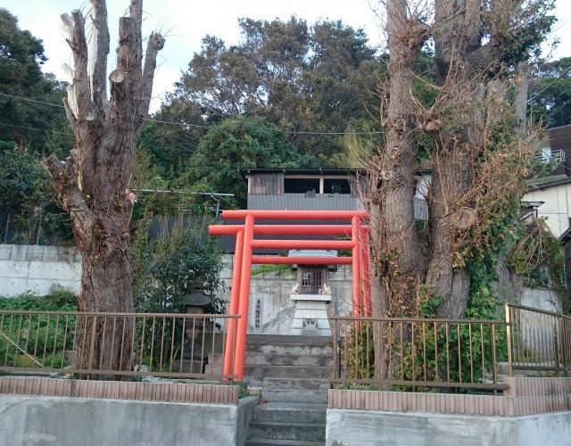 神奈川県東原稲荷講社の建物その他