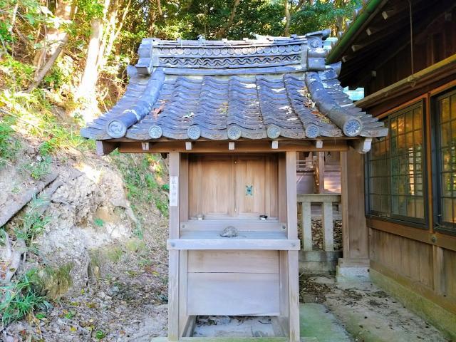 愛知県廣石神社の末社