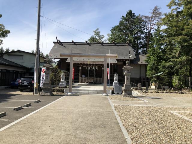 櫻岡大神宮の建物その他