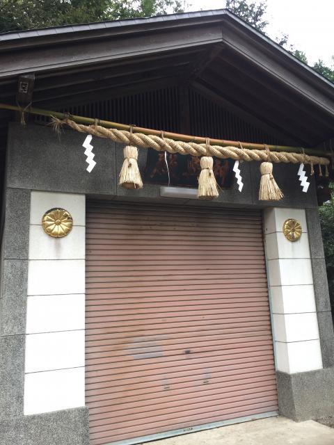 倉見神社の建物その他