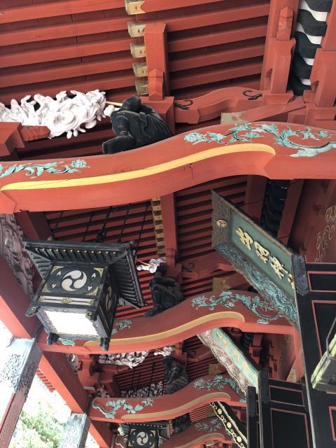 出羽三山神社の芸術