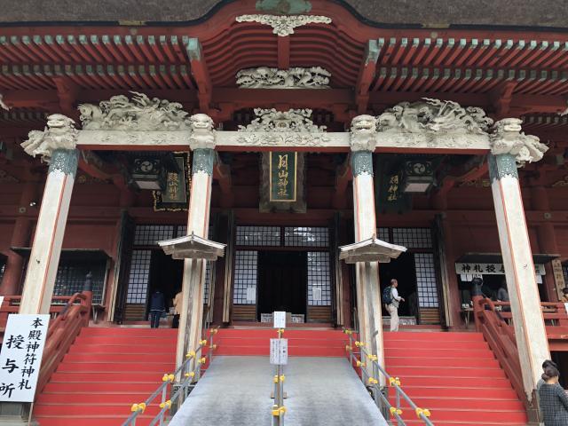 出羽三山神社の本殿