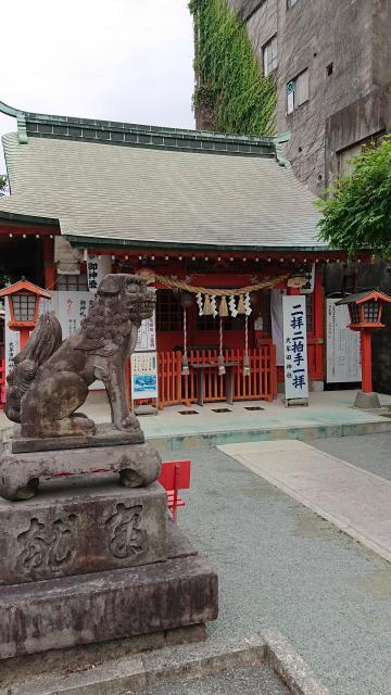 大牟田神社の建物その他
