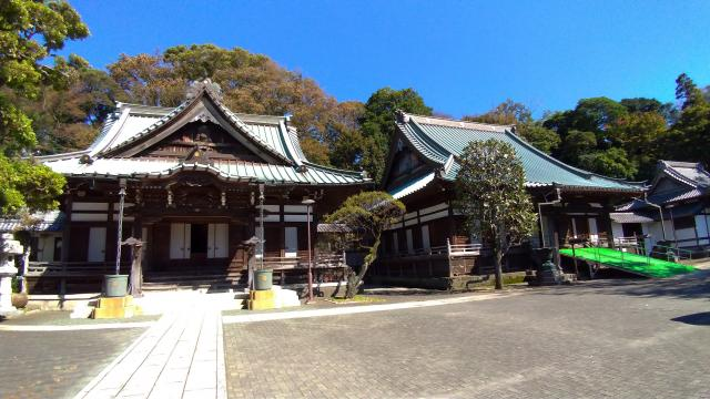 大明寺の本殿