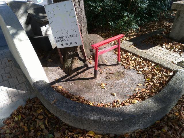 神奈川県公郷神社の建物その他