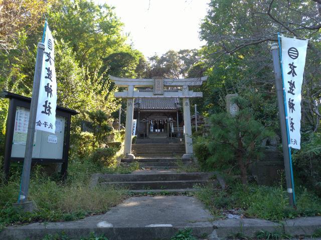 衣笠神社の建物その他