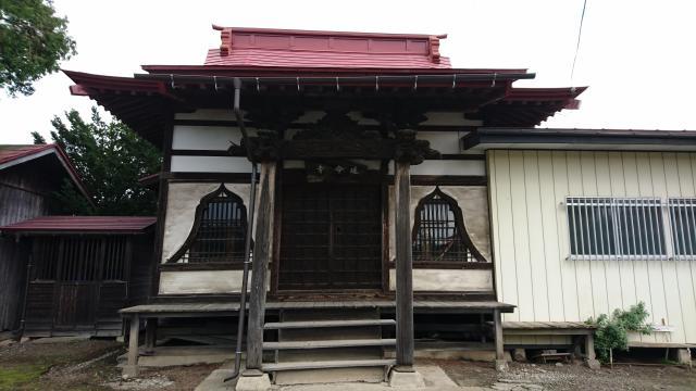 延命寺の本殿