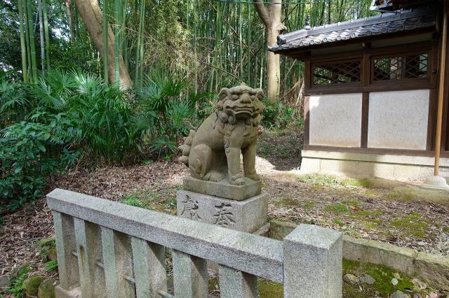 大阪府日吉神社の写真