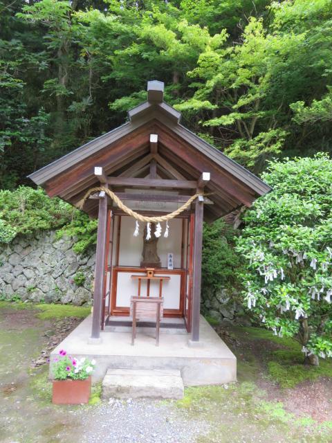 夫婦木神社の末社