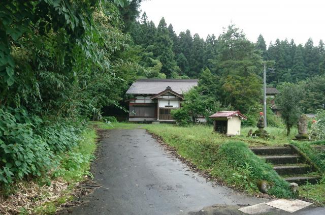 新潟県延命寺の建物その他