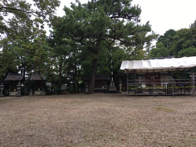 高須天神社の建物その他