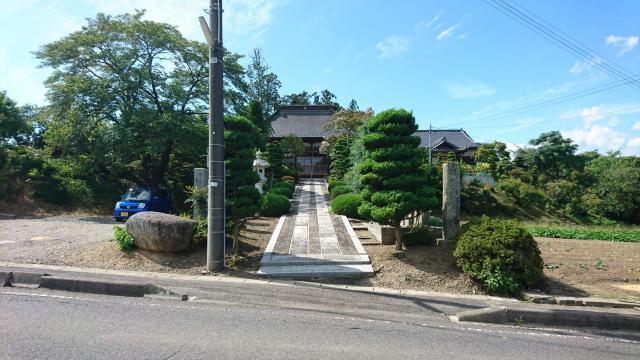 福島県延命寺の写真