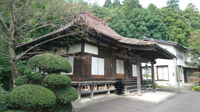 福島県延命寺の建物その他