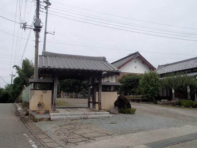 群馬県延命寺の本殿