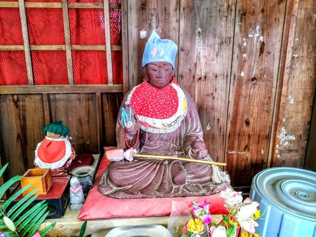 萬松山 龍台院の仏像