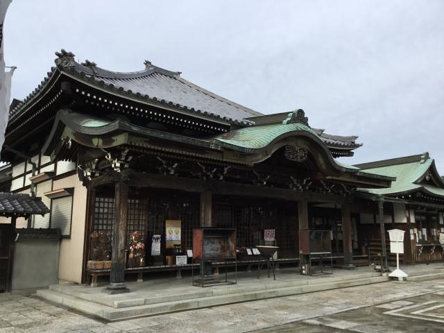 愛知県大徳院の本殿