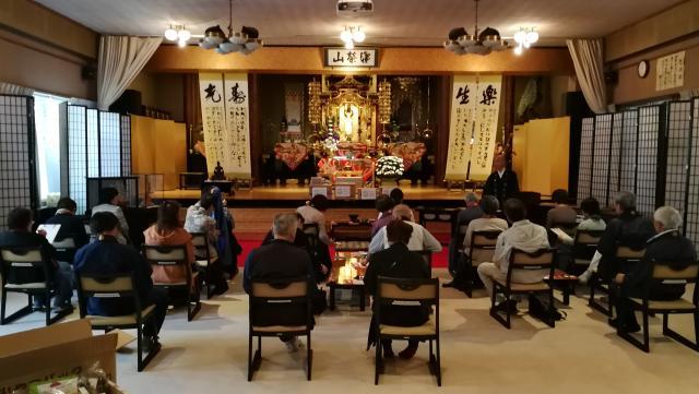正蓮寺の本殿