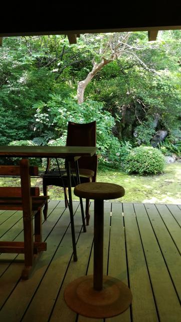 正蓮寺の庭園
