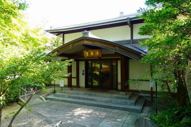 興正寺別院の本殿