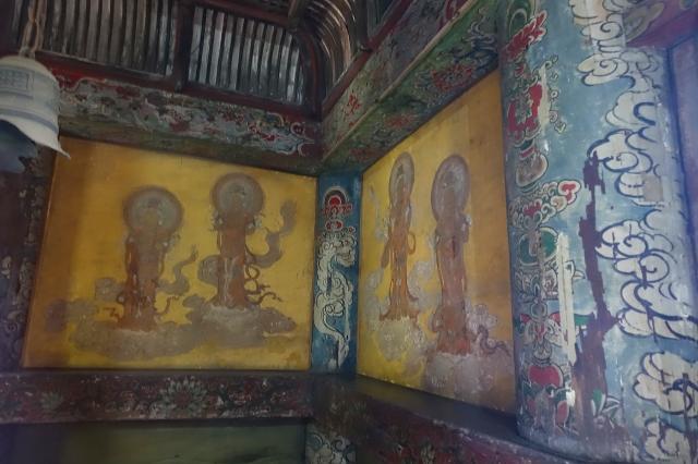 法観寺の芸術