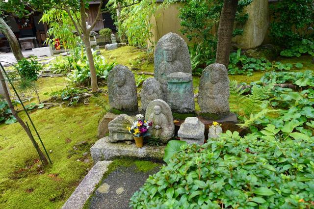 法観寺の地蔵