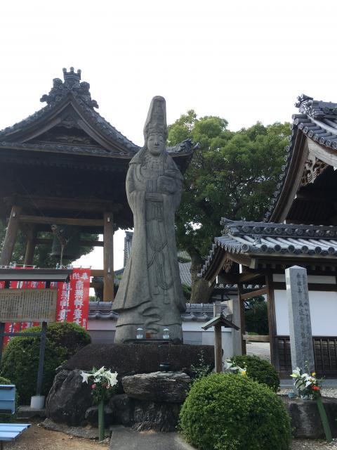 昌福寺の仏像