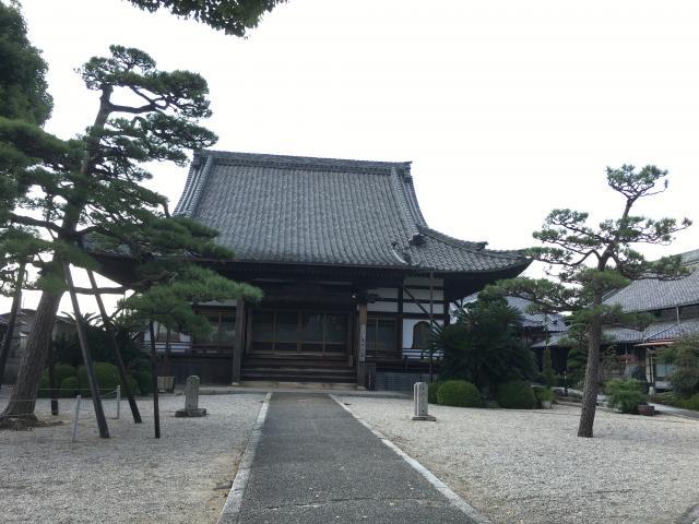 昌福寺の本殿