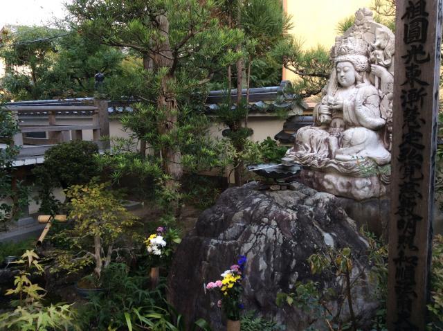 来迎寺(井戸来迎寺・紫雲山来迎寺)の像