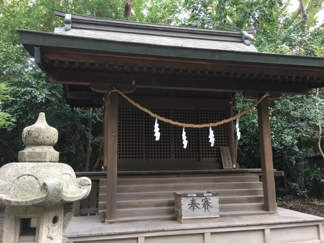 知立神社(愛知県知立駅) - 本殿・本堂の写真