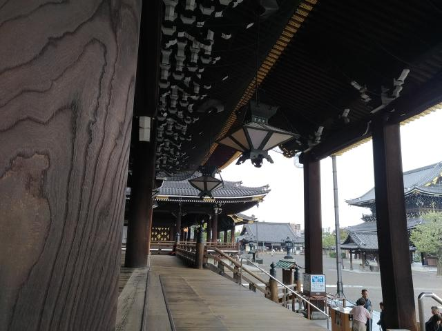 京都府東本願寺の建物その他