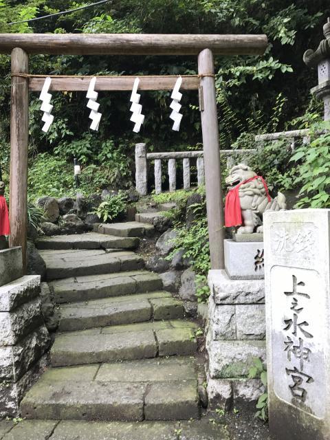 神奈川県銭洗弁財天宇賀福神社の本殿