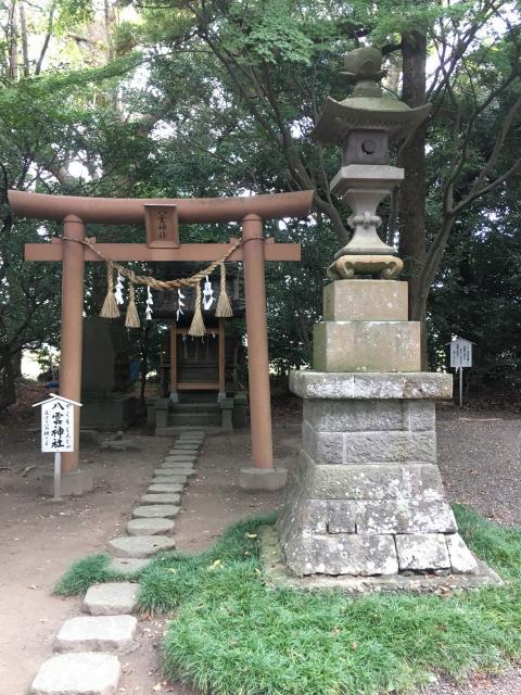 島穴神社の建物その他