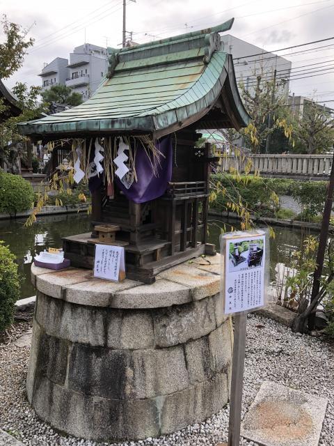 神泉苑(京都府二条城前駅) - 末社・摂社の写真